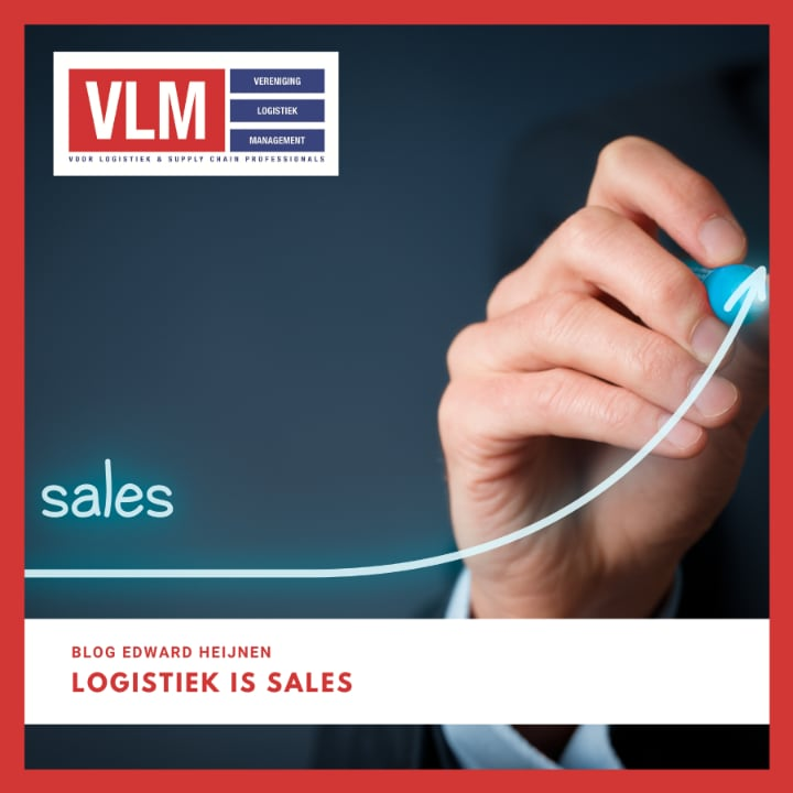 Blog: Logistiek is Sales